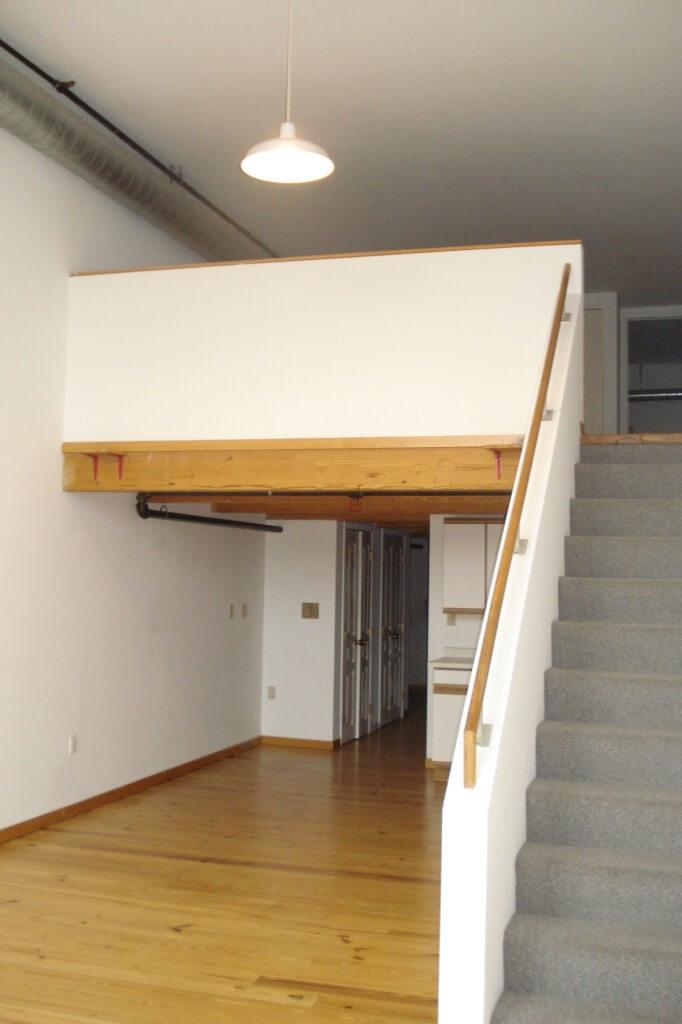 Tilsner lofts studio 3 bedroom loft apartments in st for Studio plans with loft