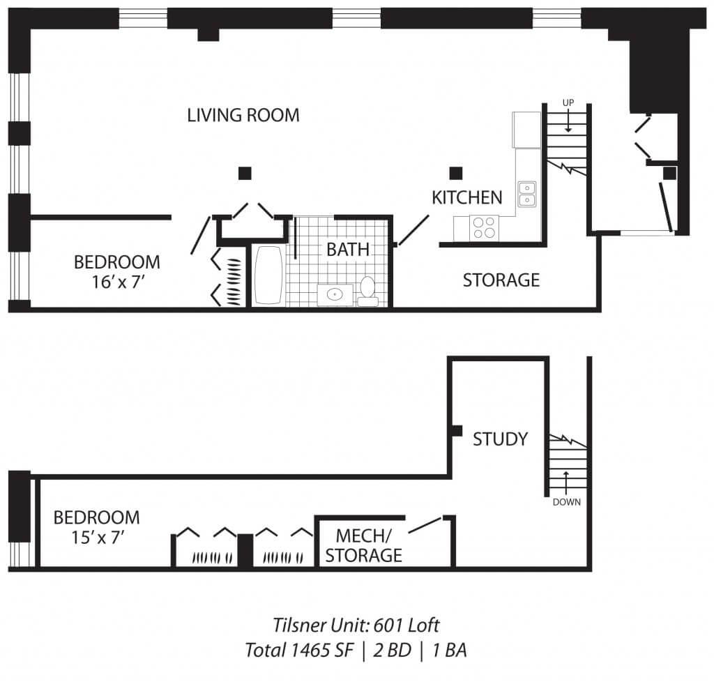 tilsner lofts studio 3 bedroom loft apartments in st paul mn